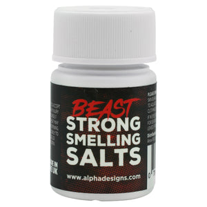 Alpha Designs 'BEAST' Strong Smelling Salts