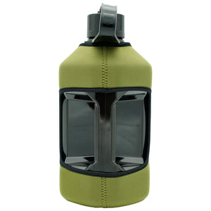 Alpha Bottle XXL + Alpha Armour -  Neoprene Protective Sleeve - Discount Bundle