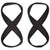 Alpha Designs 'BEAST' Figure of 8 Lifting Straps