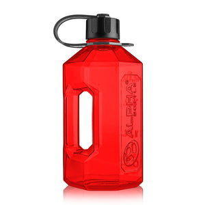 Alpha Bottle XXL - 2400ml BPA Free Water Jug