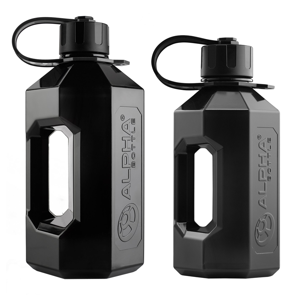 Alpha Bottle XXL 2400ml + Alpha Bottle XL 1600ml Discount Bundle