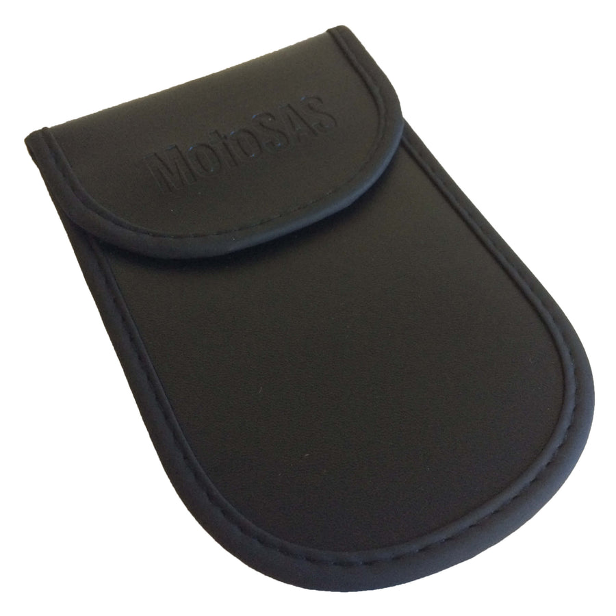 Embossed Anti RFID Theft Wallet