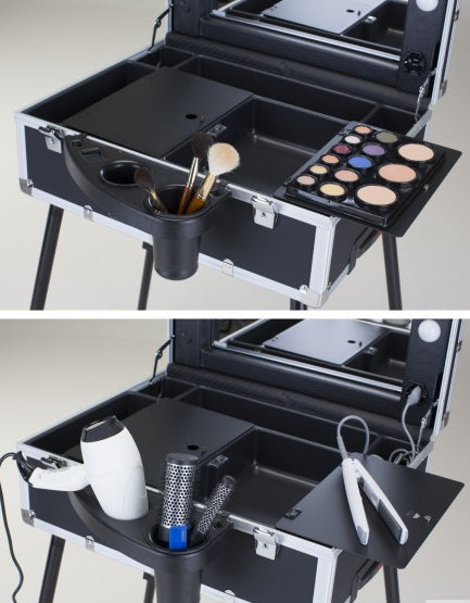 Brush Holder for VT Makeup Stations