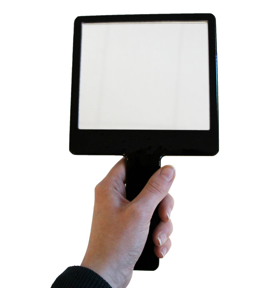 Handheld Makeup Mirror