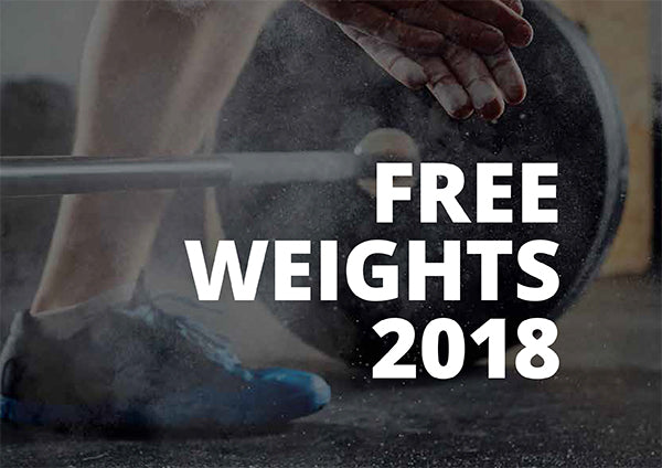 Catalog Free Weights 2018