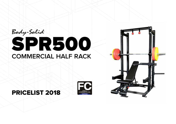 Hexagon Rig Pricelist 2018