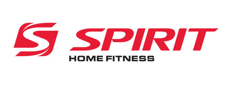 Logo Spirit Fitness Commercial