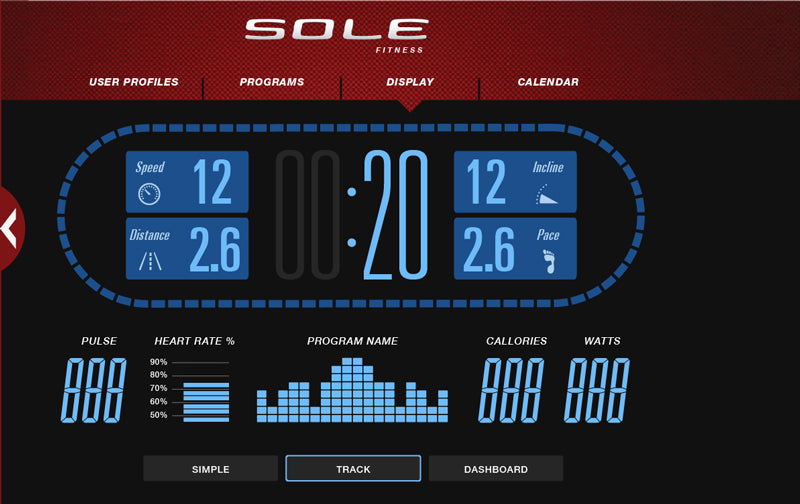 Sole Fitness App