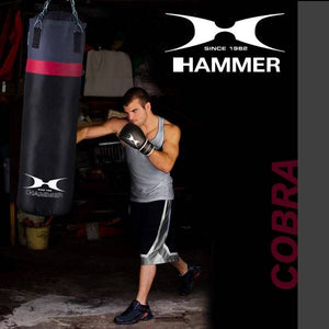 Hammer Boxing Set Cobra, Nylon, 100 cm