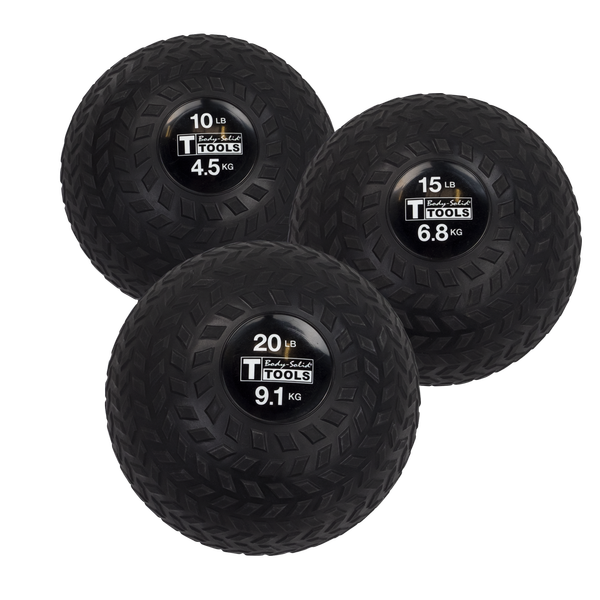 Body-Solid Tools Tire Tread Slamballs BSTTT