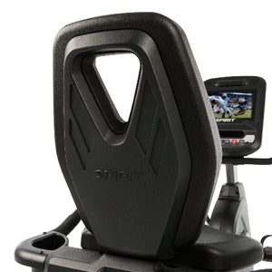 Spirit Fitness Commercial Series Recumbent Bike met LED Console CR900LED