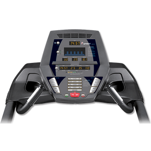 Spirit Fitness loopband CT800 console