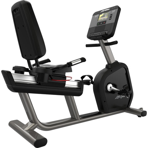 Life Fitness Club Series + Recumbent Bike CSLRDX