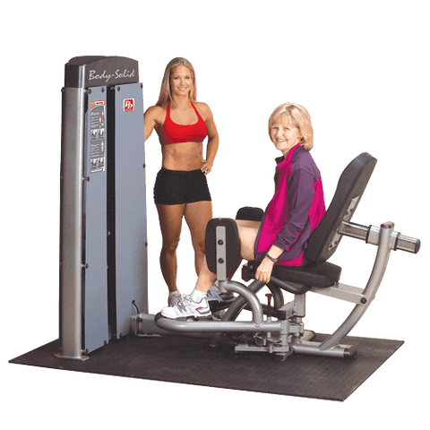 Body-Solid Pro Dual Inner and Outer Thigh Machine DIOT-SF