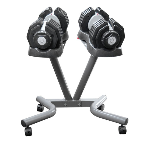 Bodytrading EZ Dumbbell 10 in 1 home + Rek EZ025SET