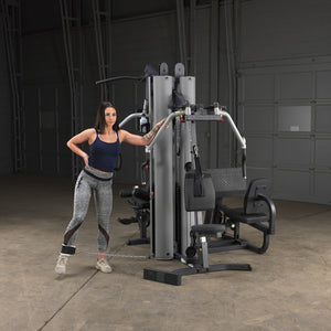 Body-Solid Multi-functionele Home Gym DUO G9S