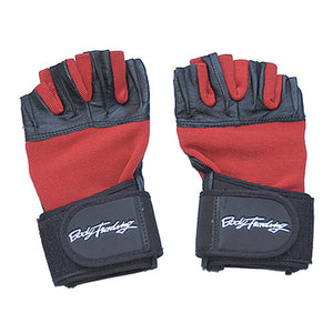 Bodytrading Supreme Quality Gloves with Wrist Strap GL125