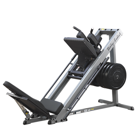 Body-Solid Legpress & Hack squat GLPH1100