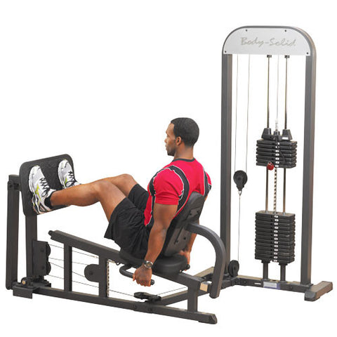 Body-Solid Leg & Calf Press Machine GLP-STK