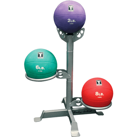 Body-Solid Medicine Ball Rack GMR5