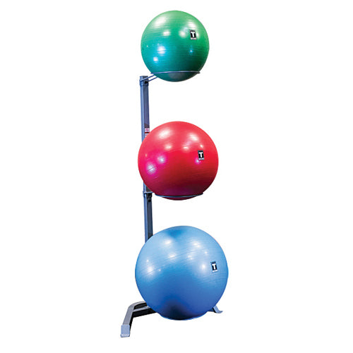 Body-Solid Stability Ball Storage Rack GSR10