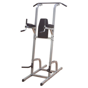 Body-Solid vertical knee raise, dip, pull up station GVKR82