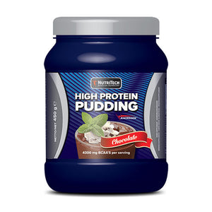 Nutritech High Protein Pudding 450g NTHPP450