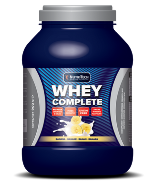 Nutritech Whey Complete 900g Proteïne NTWC900