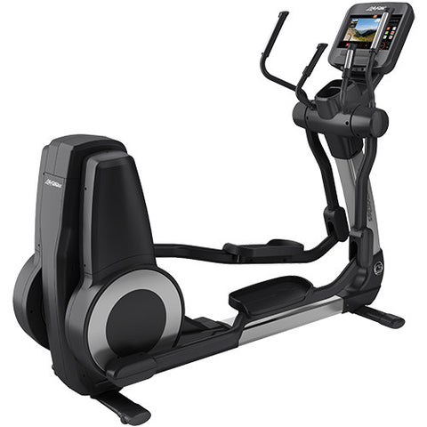 Life Fitness Platinum Club Series Elliptical Cross-Trainer met Discover SE3HD Console - NIEUW!