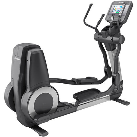 Life Fitness Platinum Club Series Elliptical Cross-Trainer met Discover SI Console