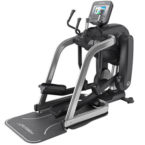 Life Fitness Platinum Club Series Flexstrider variabele paslengte met Discover SI Console