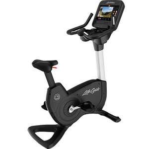 Life Fitness Platinum Club Series Lifecycle Upright Bike met Discover SE3HD Console - NIEUW!