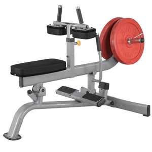Steelflex Plateload Seated Calf PLSC