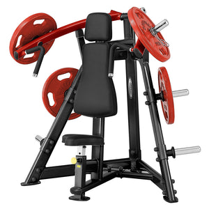 Steelflex Plateload Shoulder Press PLSP - BEURSMODEL