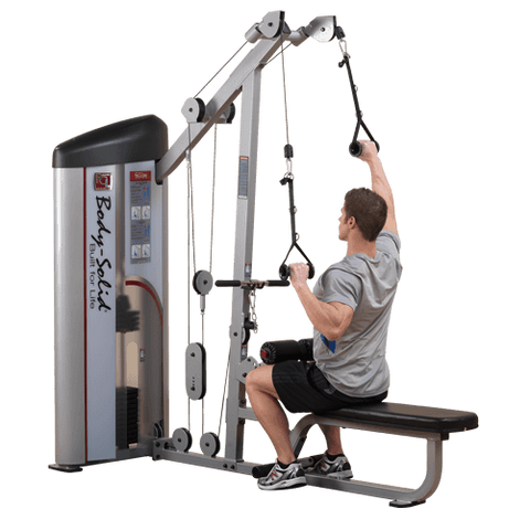Pro Club Line Series II Lat Pulldown & Seated Row S2LAT