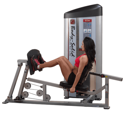 Pro Club Line Series II Leg Press & Calf Raise S2LPC