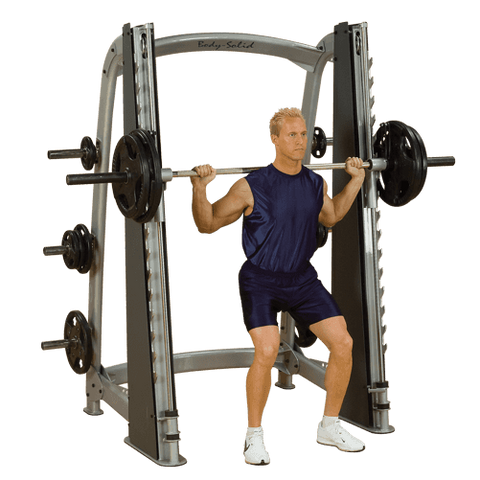 Pro Club Line Pro Clubline Counter-Balanced Smith Machine SCB1000
