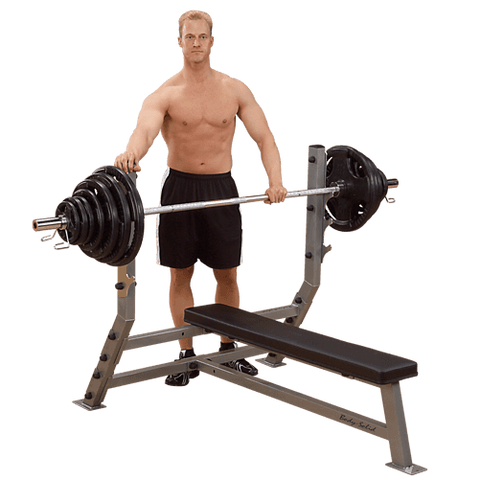 Body-Solid Flat Olympic Bench SFB349G