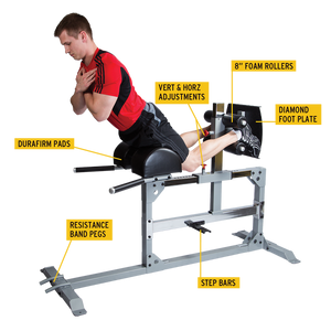 Body-Solid Glute & Ham Machine SGH500