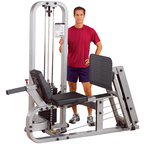 Pro Clubline Leg Press Machine SLP500G
