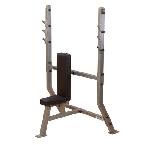 Pro Clubline Shoulder Press Olympic Bench SPB368