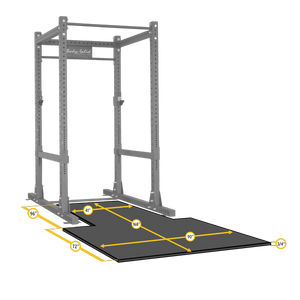 Body-Solid Power Rack Attachment Trainingsplatform SPRPLATFORM
