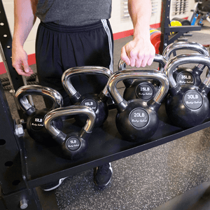 Body-Solid Hexagon Attachment SR-KB - Kettlebell Tray
