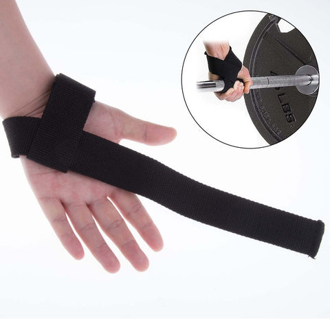 Assisted Weight Lifting riem