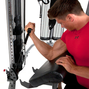 Inspire Preacher Curl Attachment