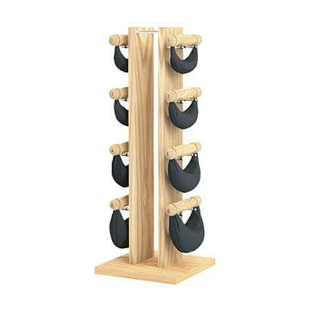 Nohrd Swing Bell Tower Set Natural
