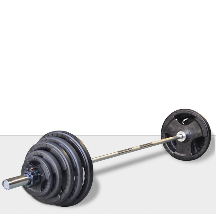 DKN OLYMPIC BARBELL SET 130 KG 20691