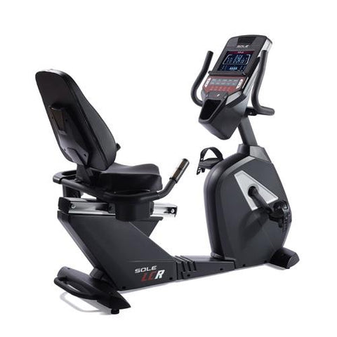Sole Fitness Ligfiets LCR