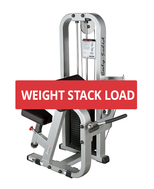 Weight Stack Loaded Machines voor professioneel gebruik