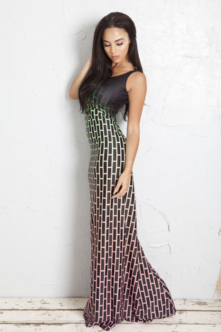 BUBBLEWALL SUNRISE MAXI